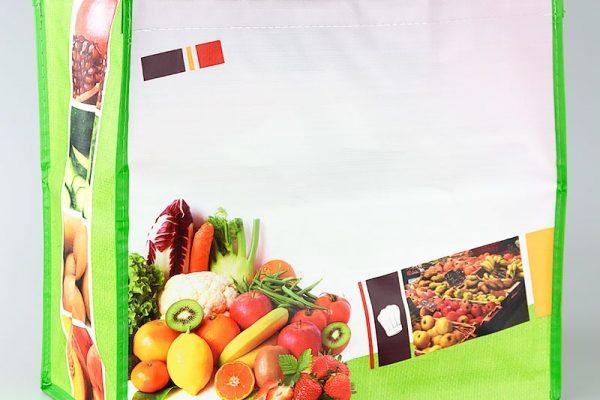 Produktfotografie von einer Tragetasche in Grün - Michael Lønfeldt Marketing