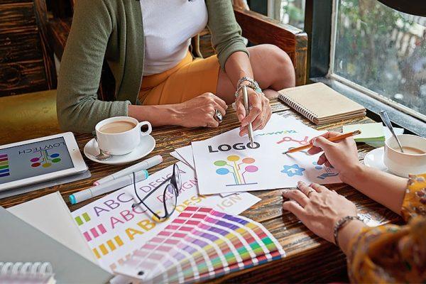 Ein Unternehmen braucht eine visuelle Identität